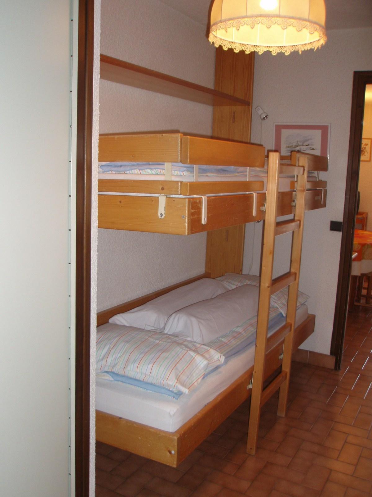 Location au ski Studio coin montagne 4 personnes (113) - Residence Les Cretes - Valloire - Coin montagne