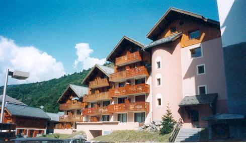Location au ski Residence Rochechateau - Valloire