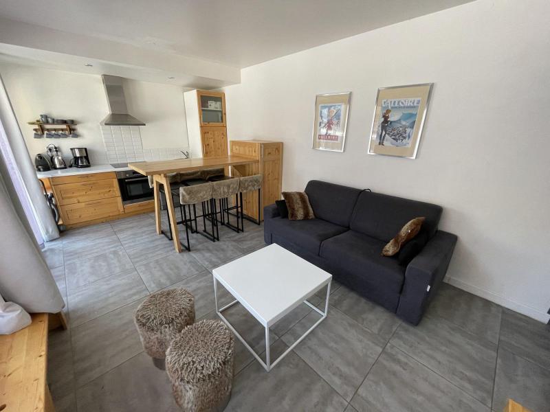 Аренда на лыжном курорте Апартаменты 2 комнат 4 чел. (5) - Chalet Ange - Valloire