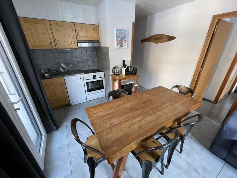 Аренда на лыжном курорте Апартаменты 3 комнат 6 чел. (3) - Chalet Ange - Valloire