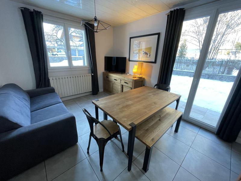 Аренда на лыжном курорте Апартаменты 3 комнат 6 чел. (1) - Chalet Ange - Valloire