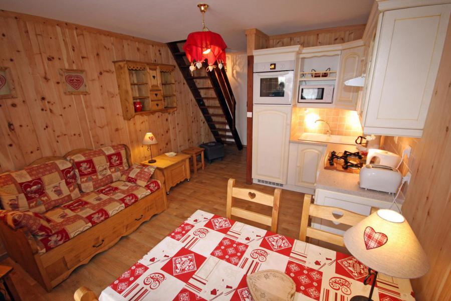 Аренда на лыжном курорте Апартаменты дуплекс 3 комнат 4 чел. - Chalet Antarès - Valloire