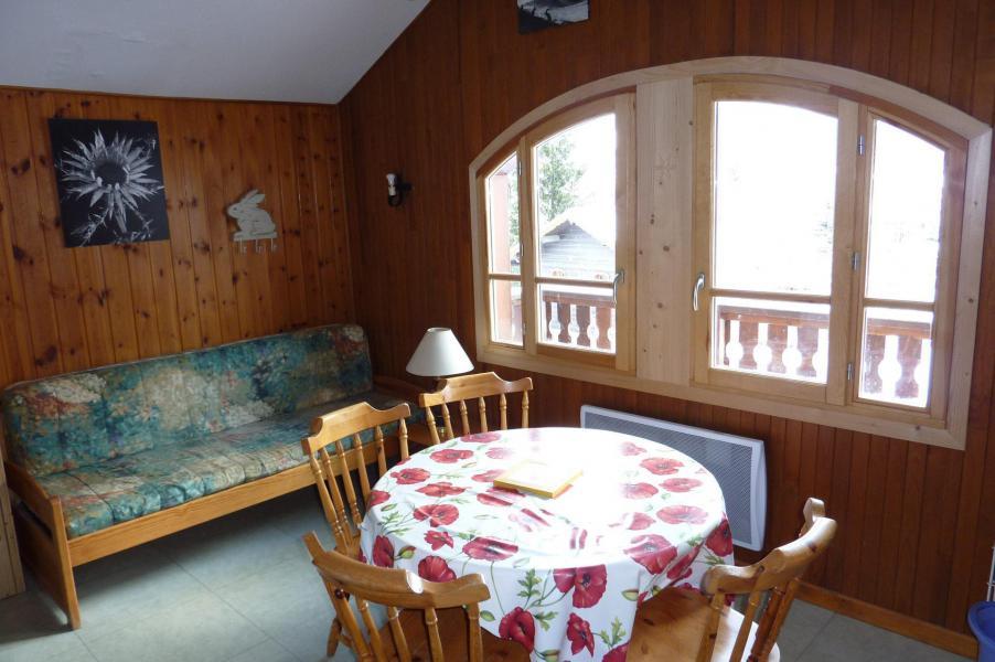 Аренда на лыжном курорте Апартаменты 2 комнат кабин 4 чел. (1) - Chalet Bonne Eau - Valloire - апартаменты
