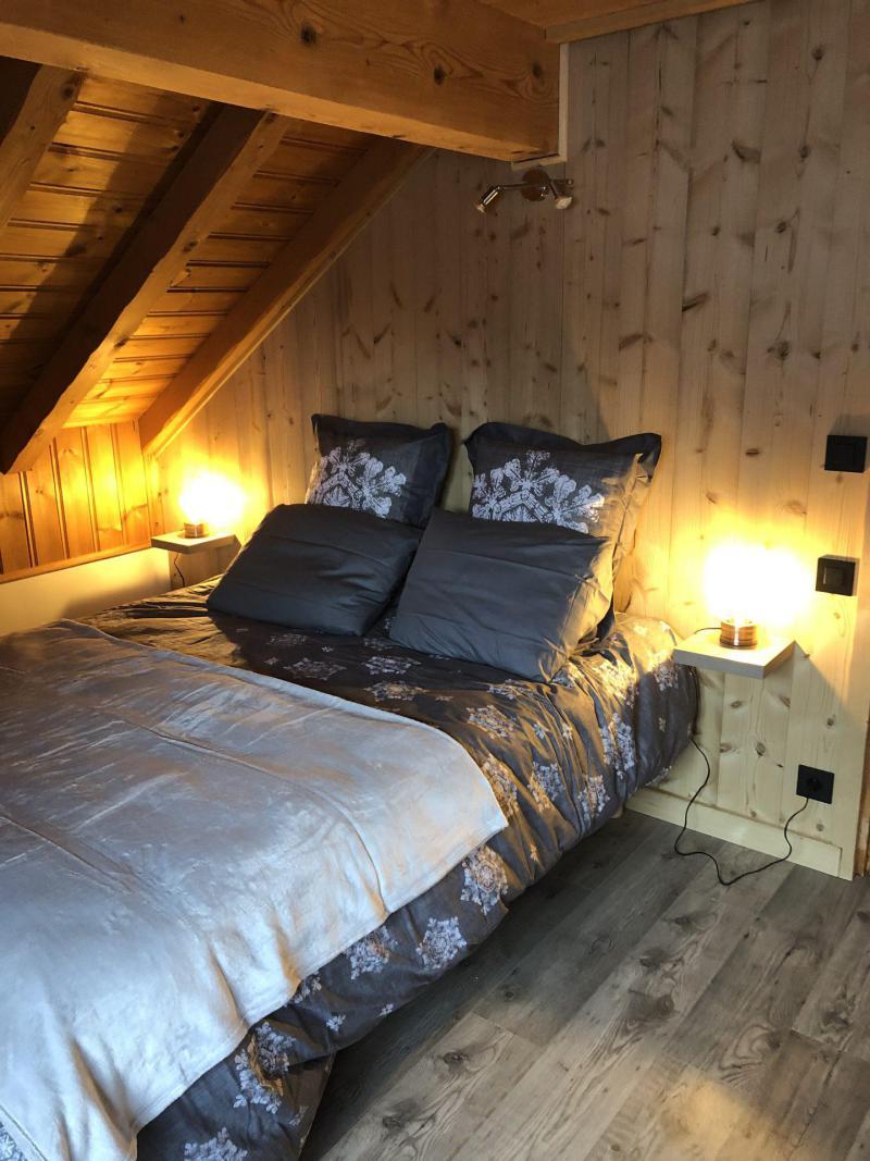 Аренда на лыжном курорте Шале дуплекс 5 комнат 10 чел. - Chalet Colenfrey - Valloire - Двухспальная кровать
