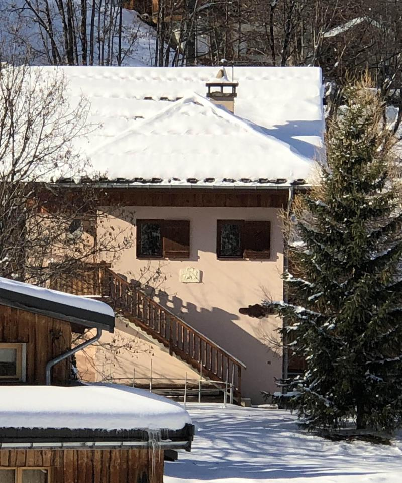 Аренда на лыжном курорте Chalet Colenfrey - Valloire