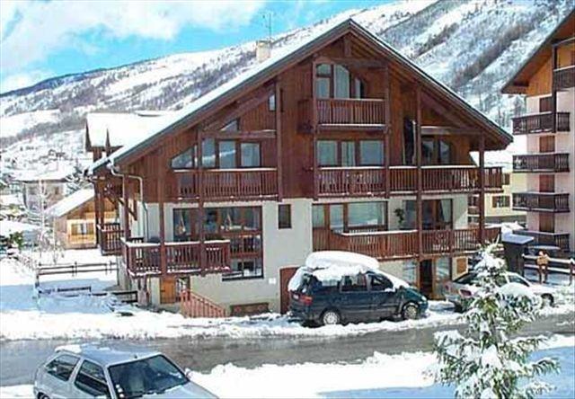 Аренда на лыжном курорте Chalet de Tigny Ancolie - Valloire