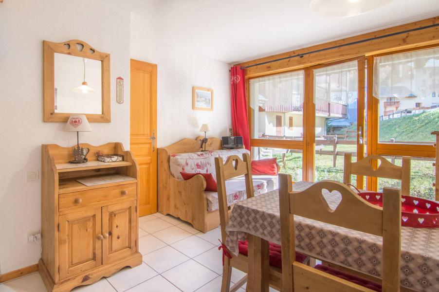 Аренда на лыжном курорте Апартаменты 2 комнат 4 чел. (2) - Chalet de Tigny Clématite - Valloire
