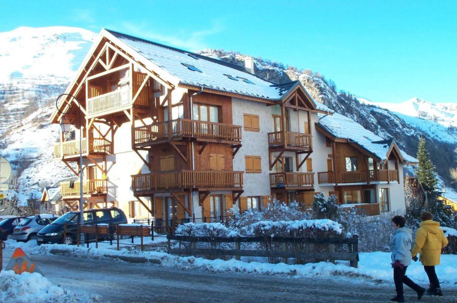 Аренда на лыжном курорте Chalet du Regain - Valloire