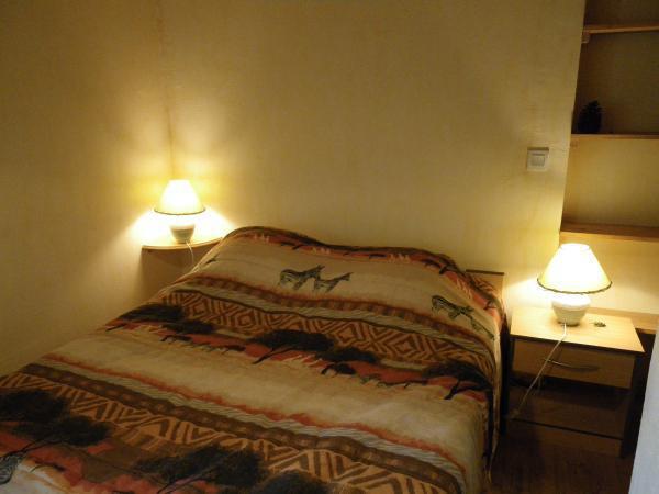 Аренда на лыжном курорте Апартаменты 3 комнат 4 чел. - Chalet Falcoz - Valloire - Комната