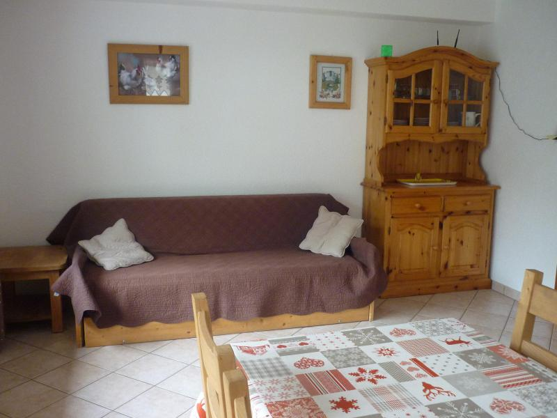 Аренда на лыжном курорте Апартаменты 2 комнат 4 чел. (3) - Chalet Gilbert Collet - Valloire - Салон