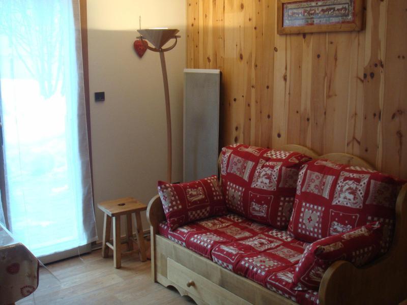 Wynajem na narty Apartament duplex 3 pokojowy 4 osób - Chalet l'Antarès - Valloire - Ławką