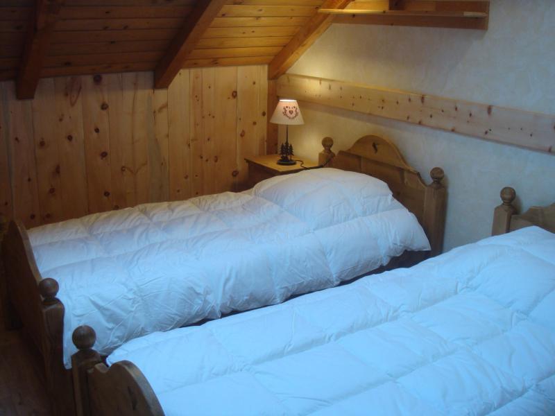 Wynajem na narty Apartament duplex 3 pokojowy 4 osób - Chalet l'Antarès - Valloire - Pokój