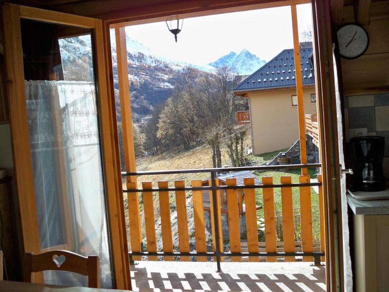 Аренда на лыжном курорте Апартаменты 3 комнат 6 чел. (1) - Chalet la Moulinière - Valloire