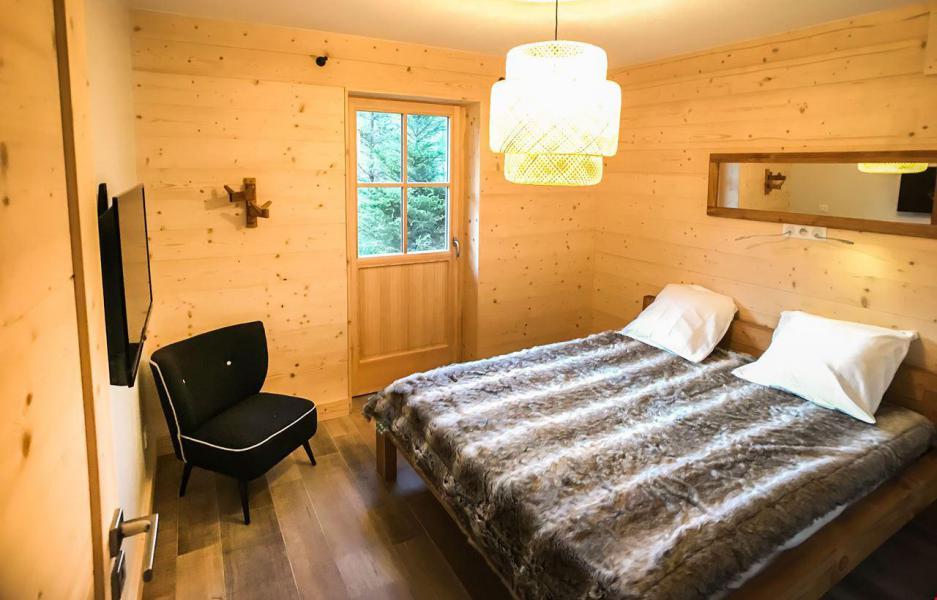 Skiverleih Chalet Le Chabichaz - Valloire - Schlafzimmer