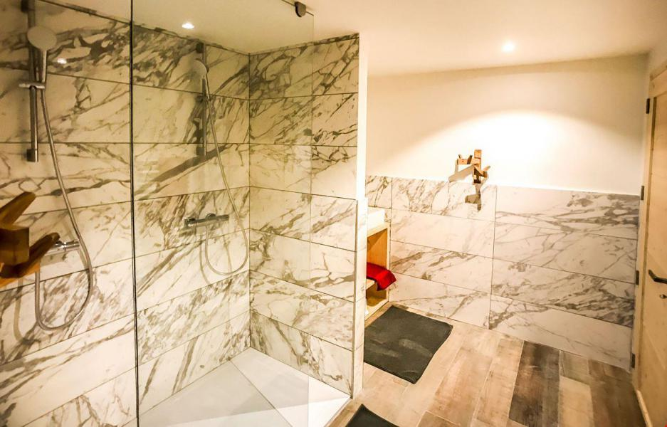 Skiverleih Chalet Le Chabichaz - Valloire - Waschräume