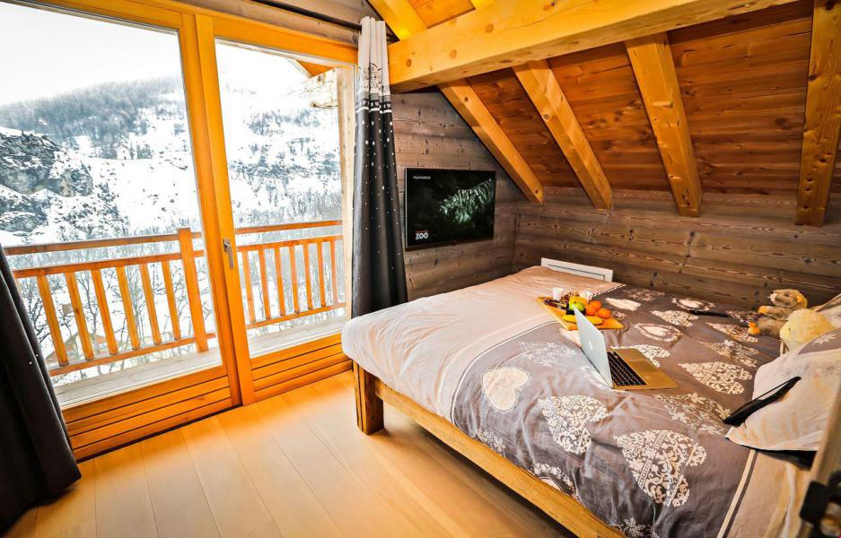 Location au ski Chalet le Mas des Neiges - Valloire - Appartement
