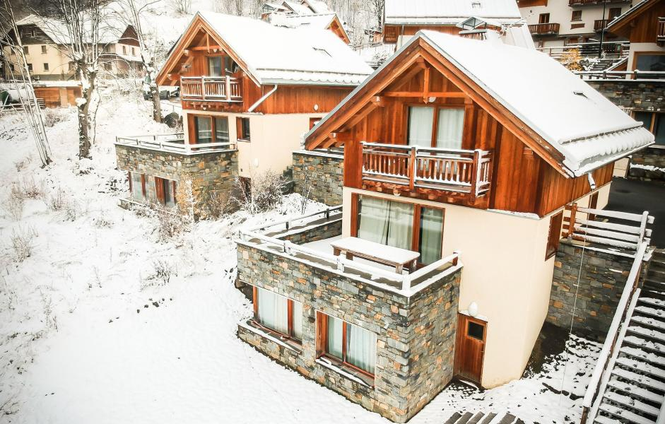Chalet Chalet le Mas des Neiges - Valloire - Northern Alps