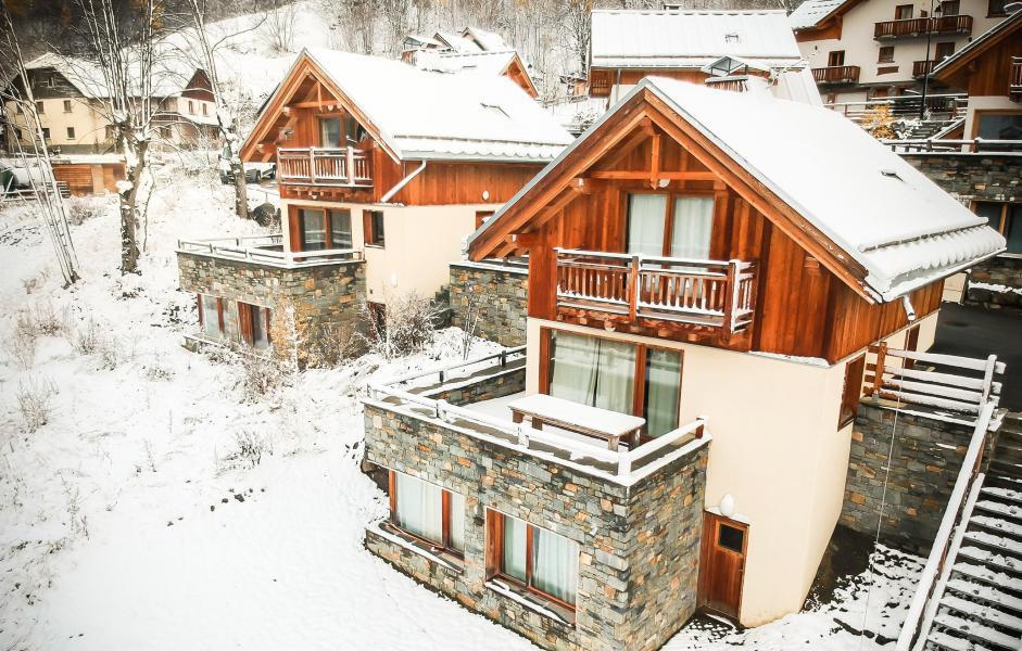 Chalet Chalet le Pure Altitude - Valloire - Northern Alps