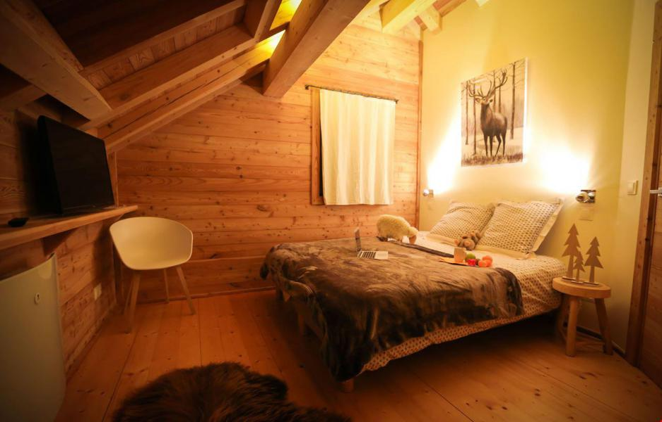 Аренда на лыжном курорте Chalet le Pure Altitude - Valloire - Комната