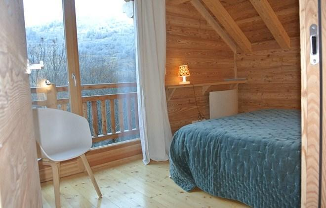 Location au ski Chalet le Pure Altitude - Valloire - Chambre