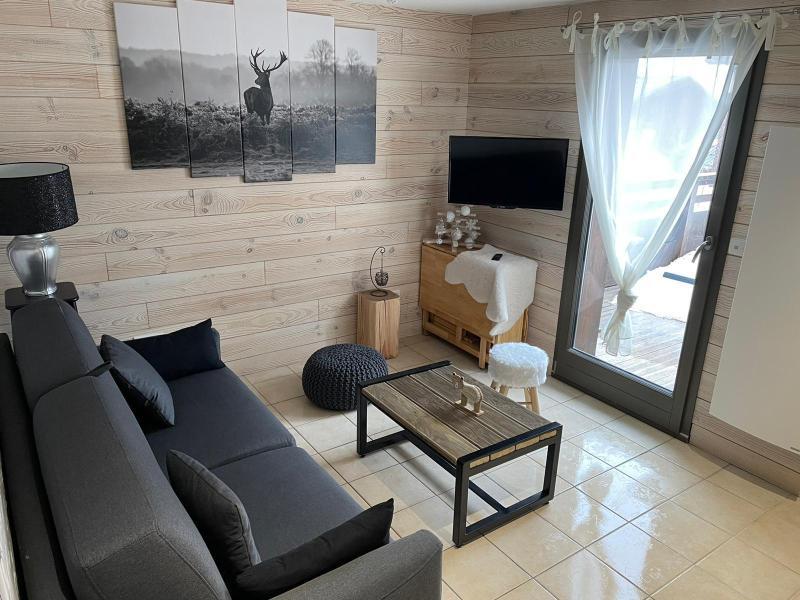 Аренда на лыжном курорте Апартаменты 2 комнат 6 чел. (SUITE3) - Chalet le Rocher - Valloire