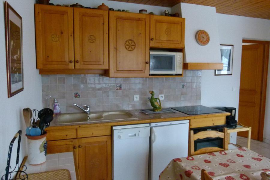 Location au ski Appartement 3 pièces 6 personnes - Chalet Les Agneaux - Valloire - Chambre
