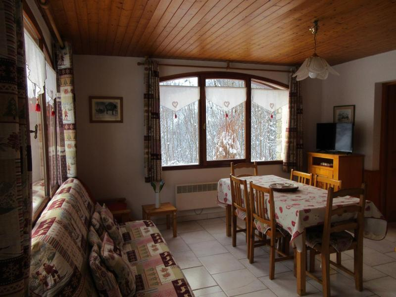 Location au ski Appartement 3 pièces 6 personnes - Chalet Les Agneaux - Valloire - Séjour