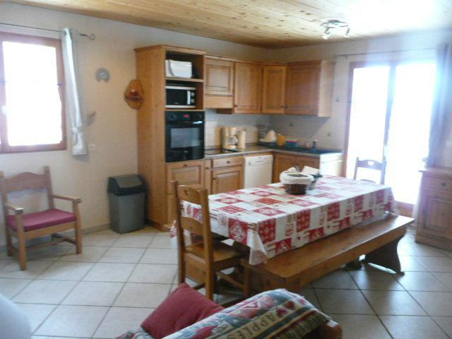 Location au ski Appartement duplex 5 pièces 10 personnes (1) - Chalet Les Aiguilles - Valloire