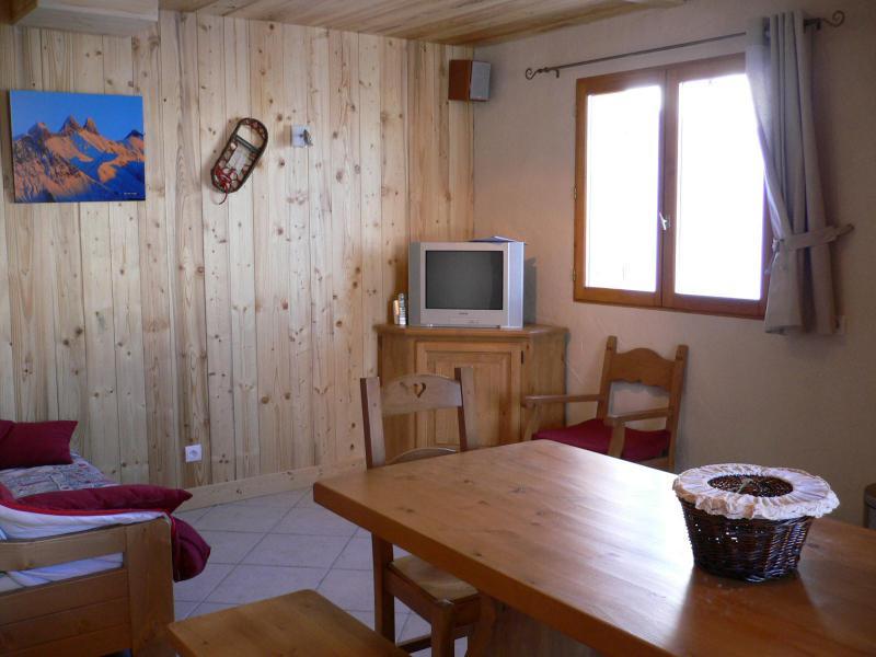 Аренда на лыжном курорте Апартаменты дуплекс 5 комнат 10 чел. (1) - Chalet les Aiguilles - Valloire - Телевизор