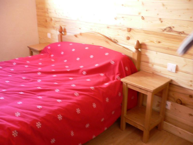 Location au ski Appartement duplex 5 pièces 10 personnes (1) - Chalet Les Aiguilles - Valloire - Chambre