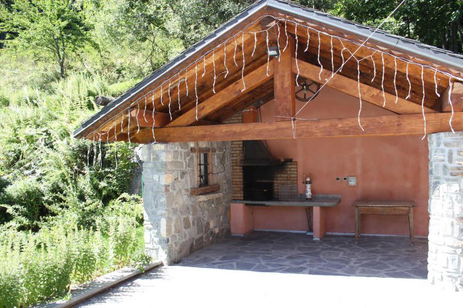 Аренда на лыжном курорте Chalet les Ancolies - Valloire