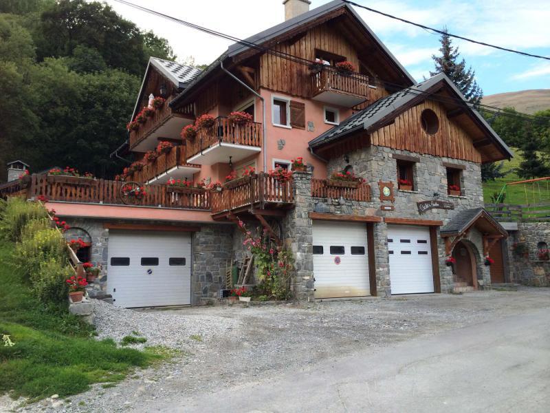Location au ski Chalet Les Ancolies - Valloire
