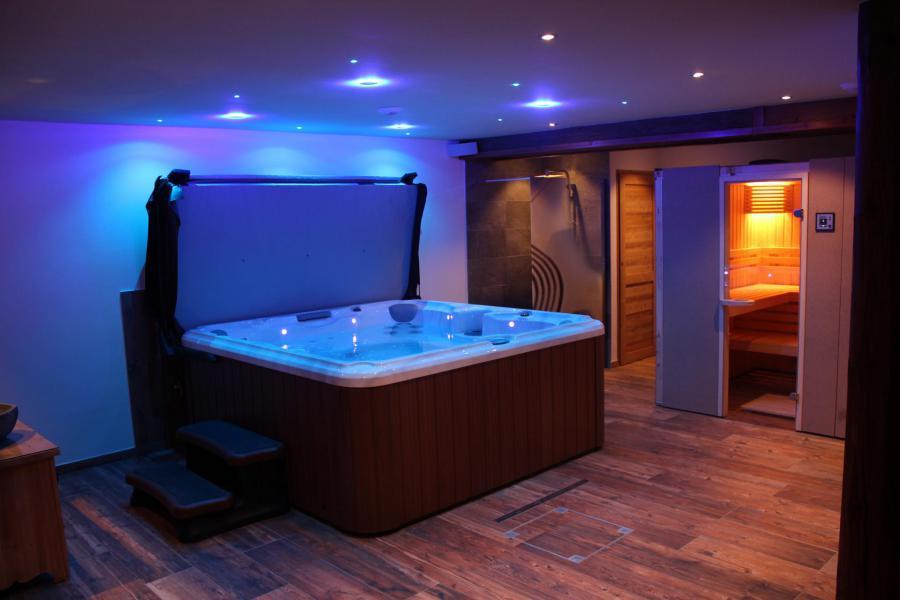 Аренда на лыжном курорте Апартаменты 4 комнат 8 чел. (EDELWANCE) - Chalet les Ancolies - Valloire