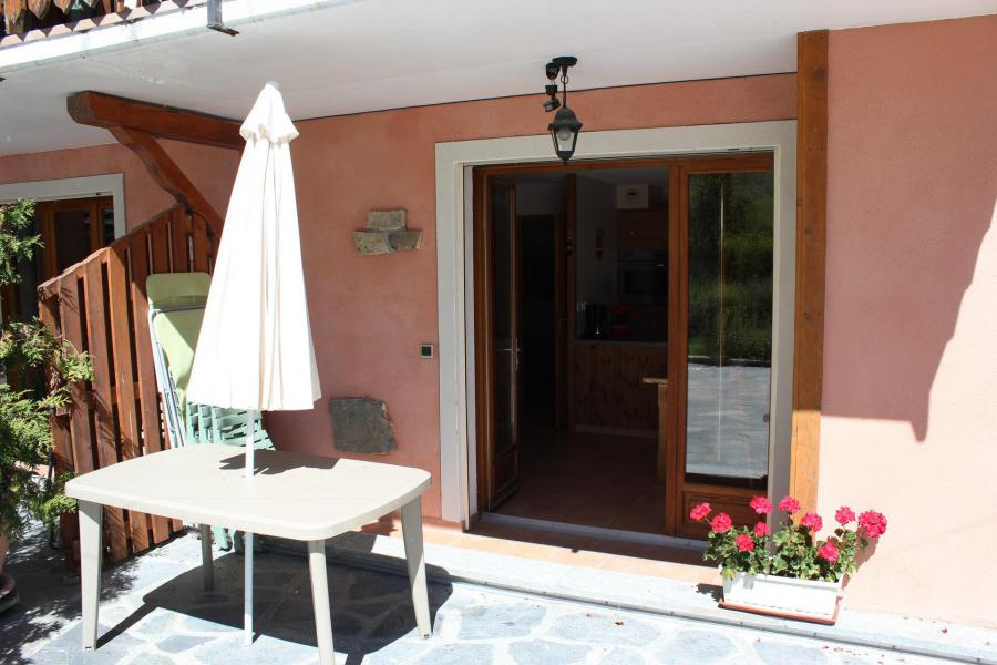 Аренда на лыжном курорте Квартира студия кабина для 4 чел. - Chalet les Ancolies - Valloire