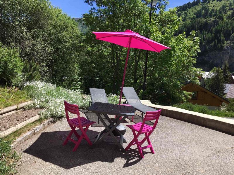 Location au ski Chalet Les Clos - Marguerand - Valloire