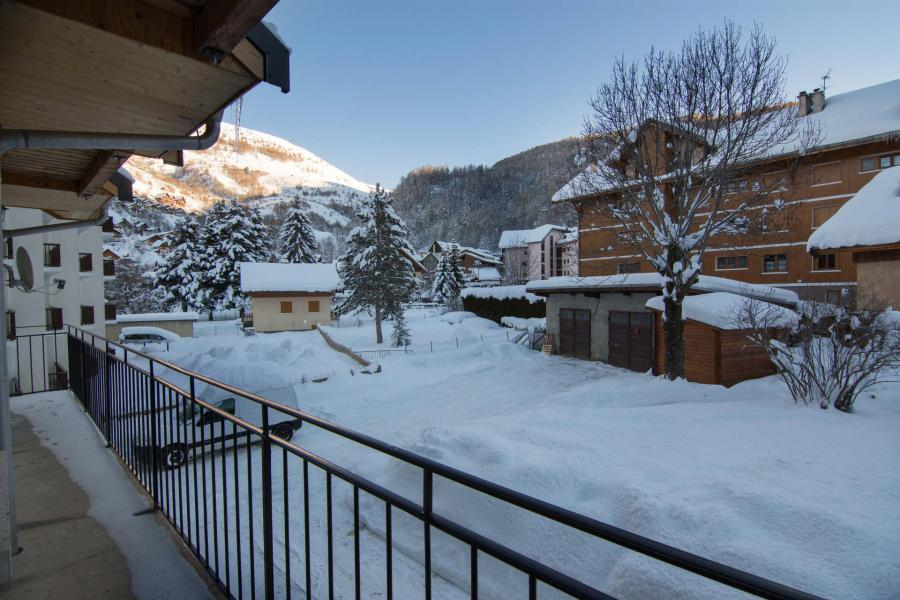 Аренда на лыжном курорте Апартаменты 3 комнат 6 чел. (3) - Chalet les Ecrins - Valloire - зимой под открытым небом
