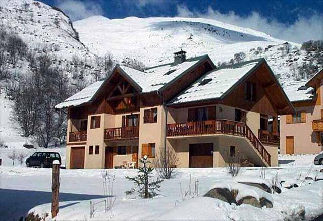 Аренда на лыжном курорте Chalet les Lupins - Valloire