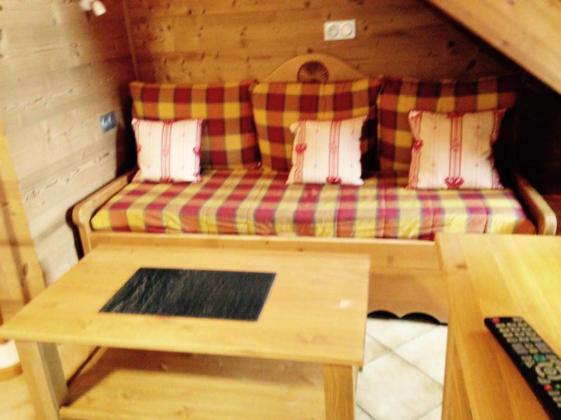 Аренда на лыжном курорте Апартаменты 4 комнат с мезонином 8 чел. - Chalet les Lupins - Valloire