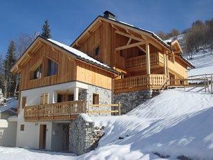 Location au ski Chalet Les Palines De Marie - Valloire