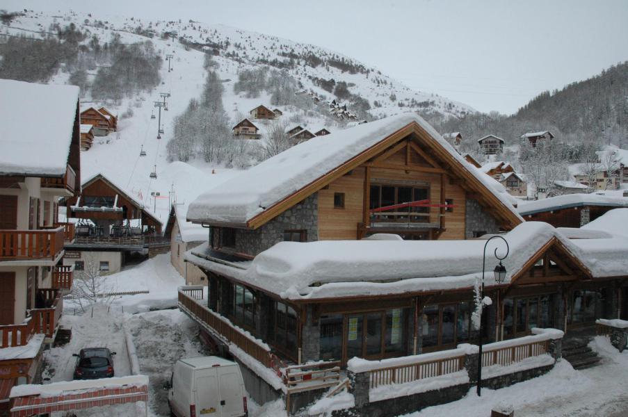 Аренда на лыжном курорте Chalet les Pins - Valloire