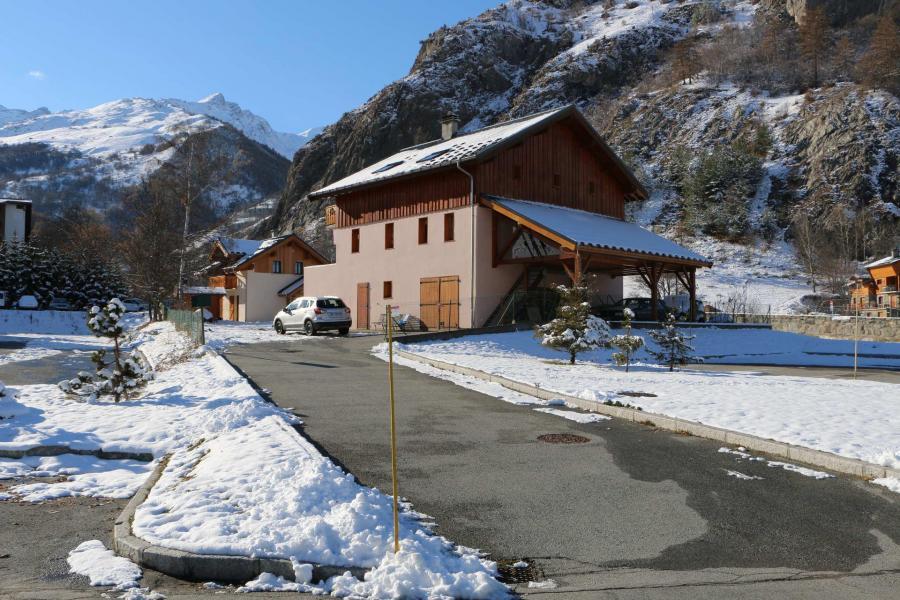 Аренда на лыжном курорте Chalet St Rozaire - Valloire