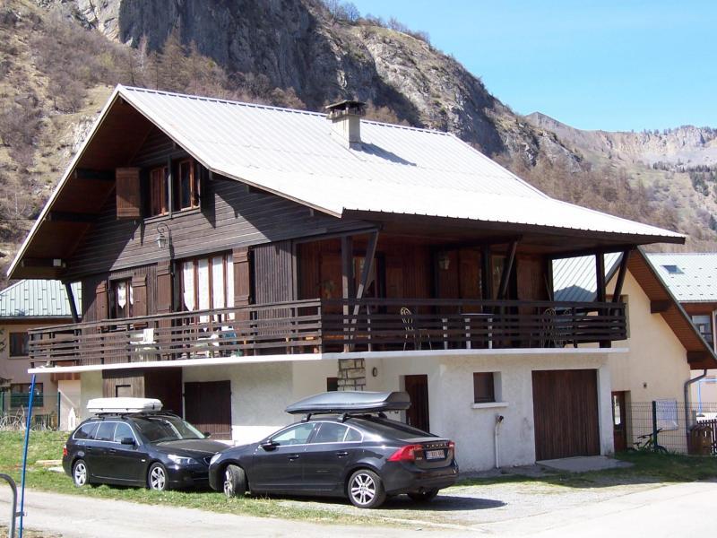 Location au ski Chalet Timalet - Valloire - Extérieur hiver