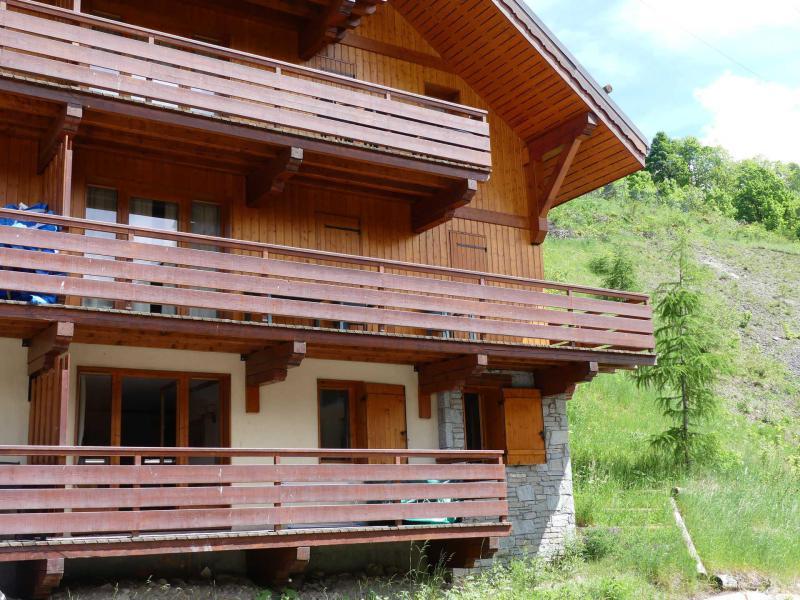 Location au ski Appartement 3 pièces 6 personnes (002) - Chalets de la Vallée d'Or Ancolie - Valloire