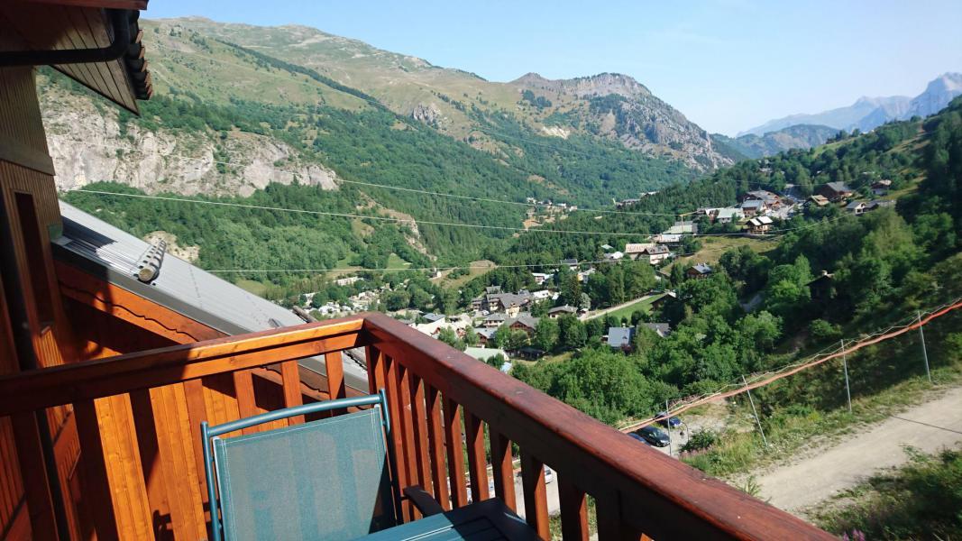 Rent in ski resort 2 room apartment 4 people (210) - Chalets de la Vallée d'Or Edelweiss - Valloire