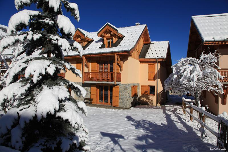 Аренда на лыжном курорте La Ferme des Moulins - Valloire