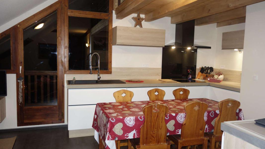 Wynajem na narty Apartament 3 pokojowy alkowa 6 osób (51) - La Résidence les Valmonts - Valloire
