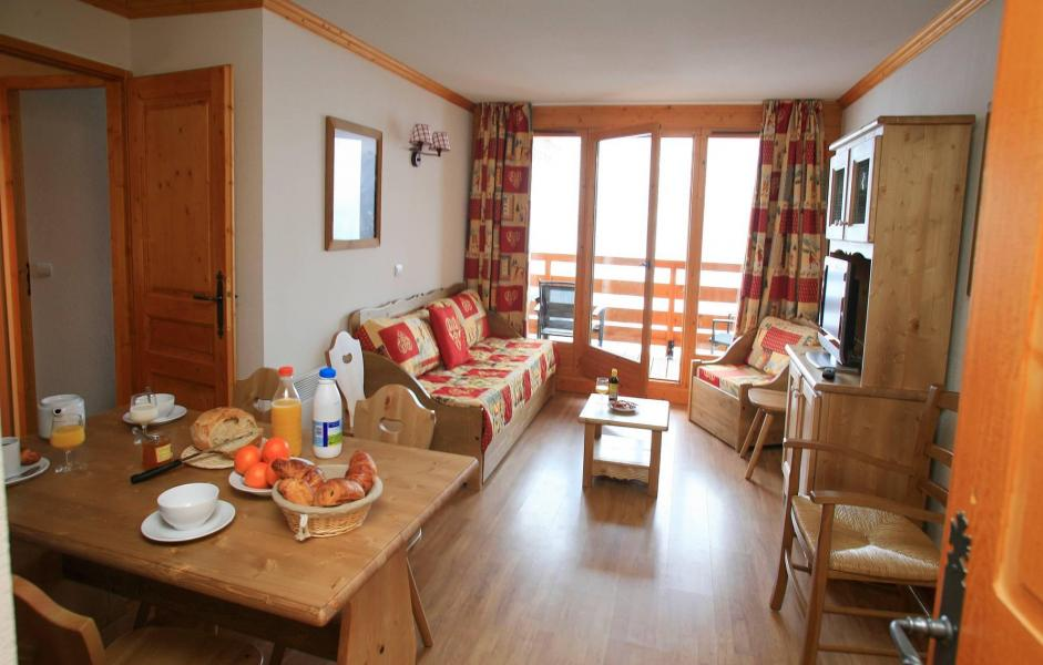 Аренда на лыжном курорте Le Hameau et les Chalets de la Vallée d'Or - Valloire - Столова&