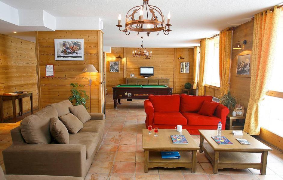 Alquiler al esquí Le Hameau et les Chalets de la Vallée d'Or - Valloire - Estancia