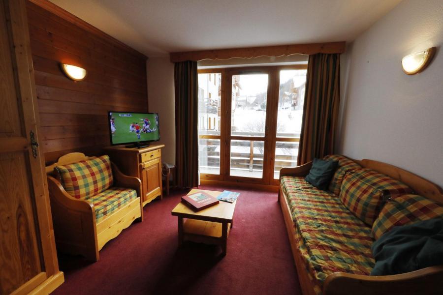 Location au ski Appartement 2 pièces 4 personnes (216) - Les Chalets Du Galibier - Valloire - Canapé-lit