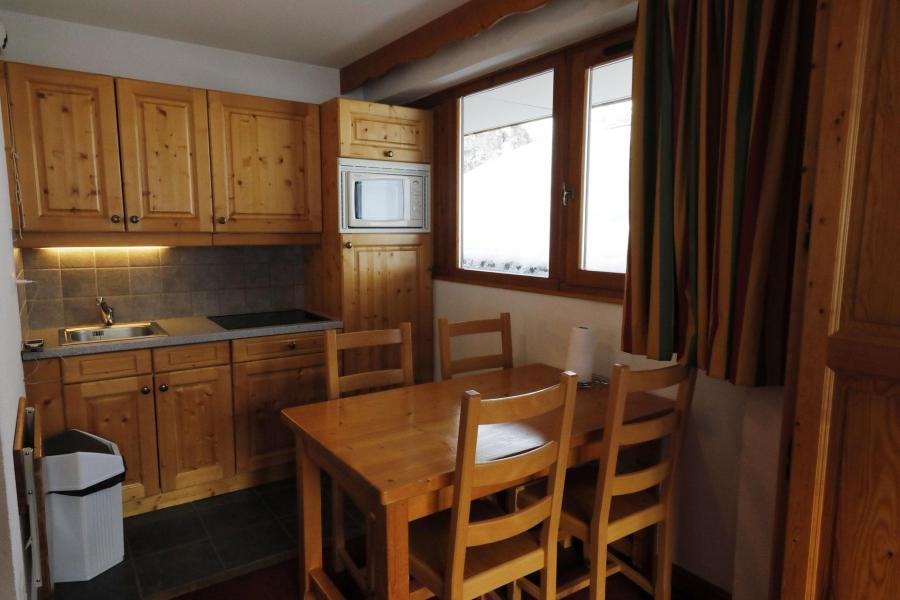 Location au ski Appartement 2 pièces 4 personnes (216) - Les Chalets Du Galibier - Valloire - Table